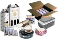 Papír alapú csomagolóanyagok, eszközök előállítása