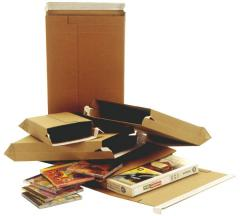 Postai hullámkarton borítékok