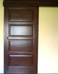Fa beltéri ajtók