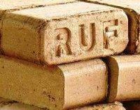 RUF brikett eladó kamion tételbe.