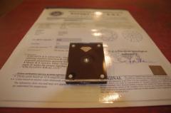Бриллианты с сертификатами