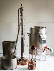 Универсальный пивоварный аппарат