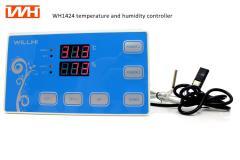 Hőmérséklet és páratartalom szabályzó egyben