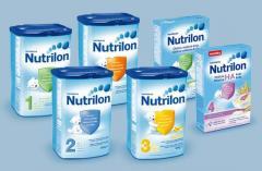 Nutrilon tejpor