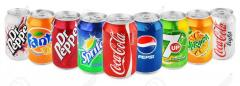 Coca cola ,fanta,sprite üditő ital