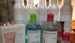 Bioderma Sensibio H2O,Bioderma Hydrabio H2O and