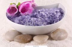 Tengeri fürdősó kristályok