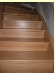 Pofapallós lépcsők