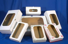 Süteményes dobozok