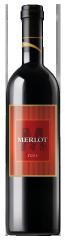 Édes Merlot vörösbor