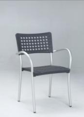 Aluminiumvázas szék