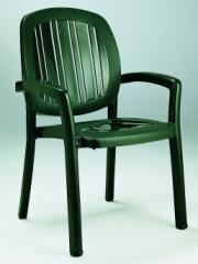 Műanyag székek
