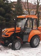Mezőgazdasági traktorok