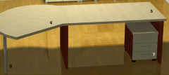 Iróasztal