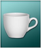Porcelán Csésze 0,08 l