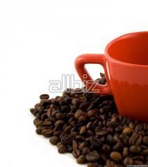 Erőteljes pörkölt kávé