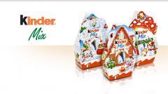 Kinder Happy Hippo Csoki ajándék csomag