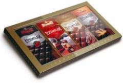 Táblás csokoládék