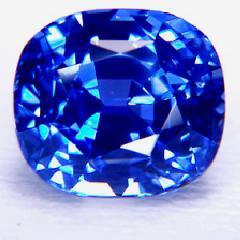 Kék Zafír (korund)