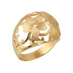 Mintás Arany gyűrű