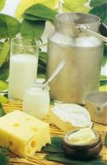 Száraz tejsavó és növényi zsírok keveréke