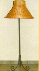 Kovácsoltvas lámpa