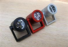 Morino Rebel LED spot reflektor