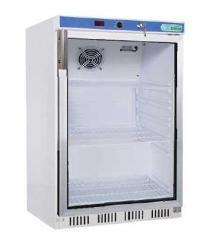 200 Literes Ipari Hűtő Üveg Ajtós