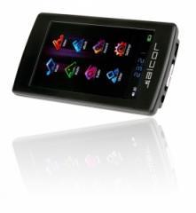 Alcor Skin MP3, MP4 player