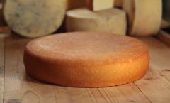 Bükkfán füstölt félkemény sajt