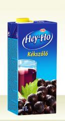 Hey-Ho slim kékszőlő ital 12%