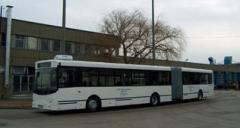 ARC 187.01 alacsonypadlós csuklós autóbusz