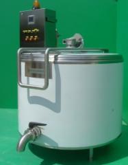 Tej-feldolgozó gép