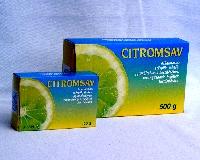 Citromsavpor