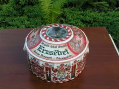 Édességek dekoratív csomagolásban