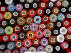 100% polyester vastag szálu