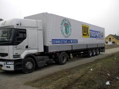 Gépkocsi és kamion ponyvák