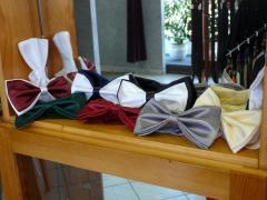 Férfi csokor nyakkendők