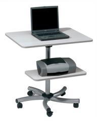 Állítható magasságú iróasztal