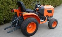 Kompakt traktorok
