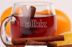 Ízesített rooi tea fahéj/narancs aromával