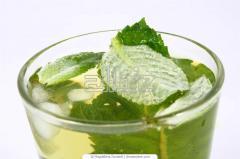Ízesített zöld tea