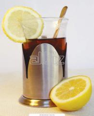 Ízesített fekete tea marcipán/rózsa aromával