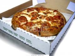 Pizza doboz