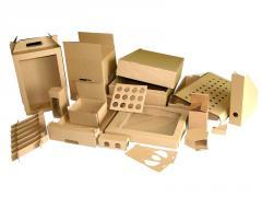 Papírraklap és doboz