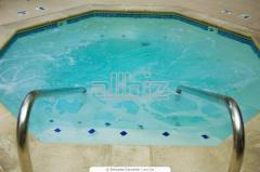 Hidromasszázs medencék
