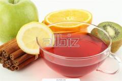 Gránátalma-eper tea (dogadan)