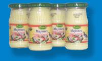 Magas zsírtartalmú, fürjtojásból készült majonéz