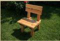 Fenyő szék