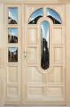 Borovi fenyő bejárati ajtó B 13 – 140